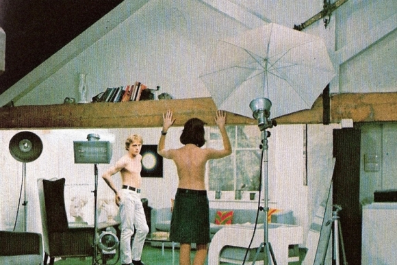 """""""Fotopadidinimas"""", rež. Michelangelo Antonioni, rež. 1966"""