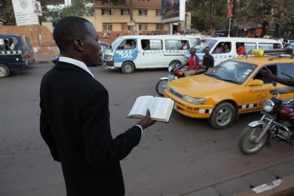 """""""Dievas myli Ugandą"""""""