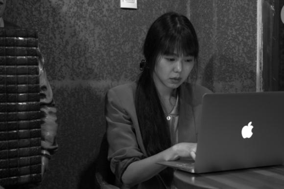 """""""Žolė"""", rež. Hong Sang-soo"""