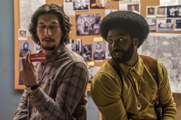 """BlacKkKlansman"", rež. Spike Lee"
