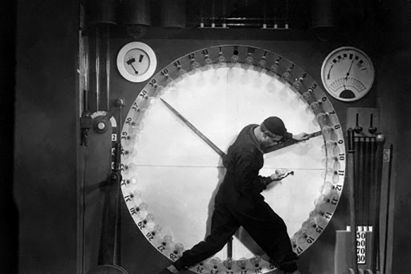 """""""Metropolis"""", rež. Fritz Lang, 1927"""