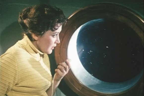 """""""Audrų planeta"""", rež. Pavel Klušancev, 1961"""