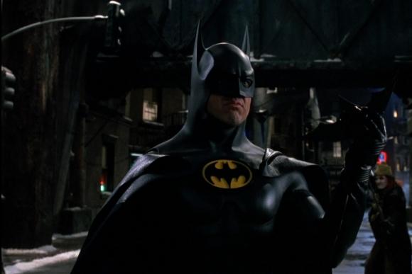 """Batmano sugrįžimas"", rež. Tim Burton, 1992"