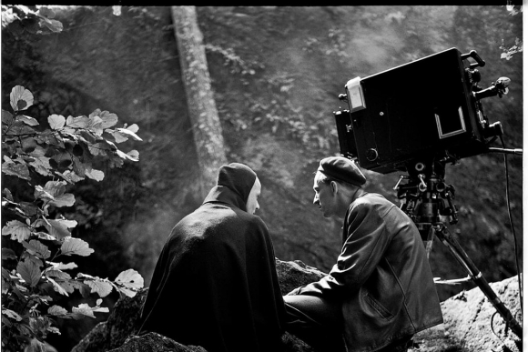 """Bergmanas: lemtingi metai"""