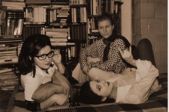 """""""Mano vienišos draugės"""", rež. Giedrė Beinoriūtė, 1997"""