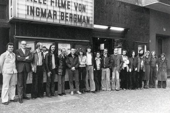 """Senojo """"Arsenalo"""" bendradarbiai 1976-aisiais"""