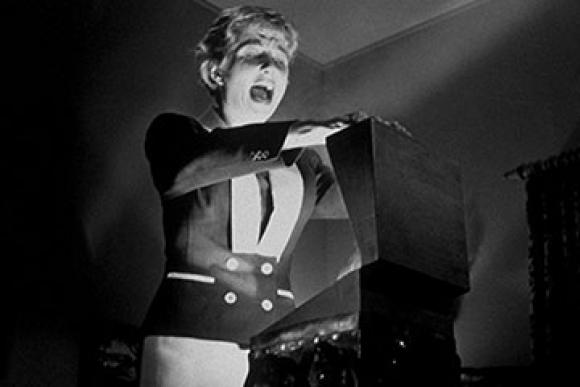 """Kiss Me Deadly"", rež. Robert Aldrich, 1955"