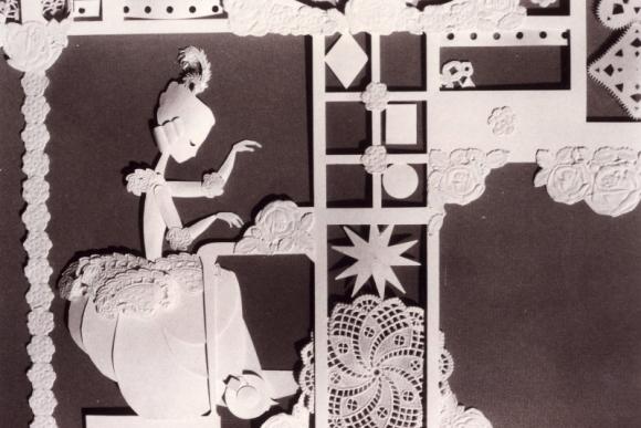 """""""Trys išradėjai"""", rež. Michel Ocelot, 1980"""