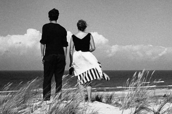 """""""Paskutinė vasaros diena"""", 1958"""