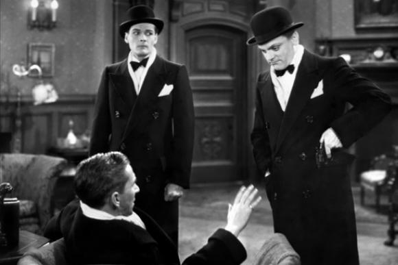 Visuomenės priešas, rež. William Wellman, 1931