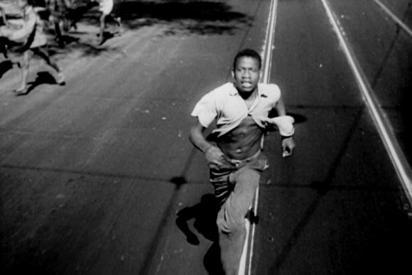 """""""Rio, 40 laipsnių"""", rež. Nelson Pereira dos Santos, 1955"""