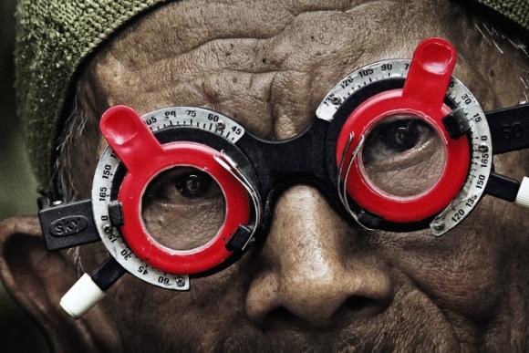 """""""Tylos žvilgsnis"""", rež. Joshua Oppenheimer"""