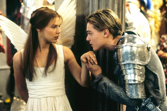 """Romeo+Džuljeta"", rež. Baz Luhrmann, 1996"