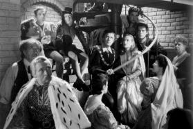 """Būti ar nebūti"", rež. Ernst Lubitsch, 1942"