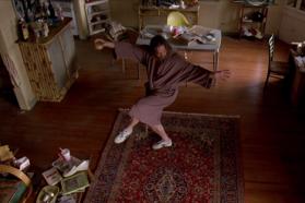 """Didysis Lebovskis"", rež. Ethan ir Joel Coen, 1998"