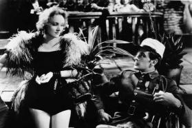 "Marlene Dietrich ir Gary Cooperis filme ""Marokas"""