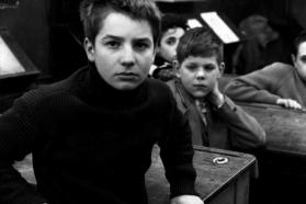 """""""Keturi šimtai smūgių"""", rež. François Truffaut, 1959"""