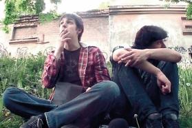 """""""Man klinikinė depresija ir aš siurbiu žolę"""", rež. Rokas Eltermanas, 2010"""