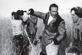 Almantas Grikevičius su antrąja režisiere Rita Grikevičiene
