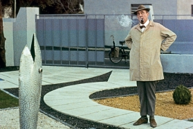 """Mano dėdė"", rež. Jacques Tati, 1958. © Les Films de Mon Oncle"