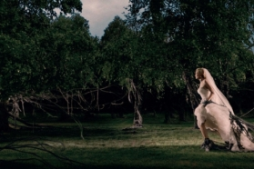 """""""Melancholija"""", rež. Lars von Trier, 2011"""