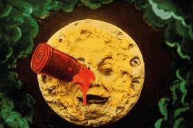 """""""Kelionė į Mėnulį"""", 1902"""
