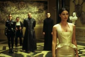 """""""Matrica. Revoliucijos"""", rež. Andy ir Lana Wachowski, 2003"""