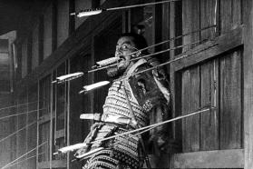 """""""Kruvinas sostas"""", rež. Akira Kurosawa, 1957"""