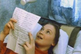 """""""Svetimi laiškai"""", rež. Ilja Averbach, 1975"""
