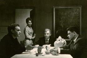 """""""Vienos dienos kronika"""", rež. Vytautas Žalakevičius, 1963"""