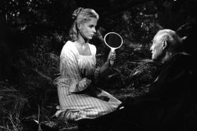"""""""Žemuogių pievelė"""", rež. Ingmar Bergman, 1957"""