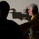 """Pedro Almodovaras filmuojant """"Skausmą ir šlovę"""""""