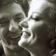 John Cassavetes su žmona aktore Gena Rowlands