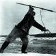 """""""Nanukas iš Šiaurės"""", rež. Robert Flaherty, 1922"""