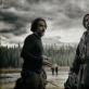 "Leonardo DiCaprio ir Alejandras Gonzálezas Iñárritu filmuojant ""Hju Glaso legendą"""