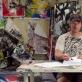"""""""Eisenbergeris – menas turi būti gražus, sako varlė musei"""""""