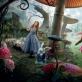 """Alisa Stebuklų šalyje"", rež. Tim Burton, 2010"
