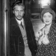 Josefas von Sternbergas ir Marlene Dietrich Berlyno stotyje 1930 m.